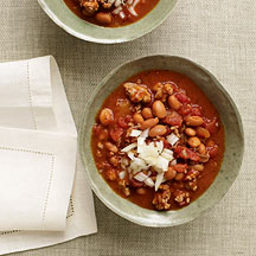 Slow Cooker Turkey Chili (8)