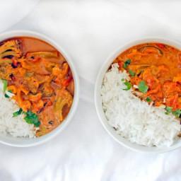 Slow Cooker Vegetarian Curry: Vegetable Masala