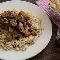 Slow Cooker Vegetarian Gumbo