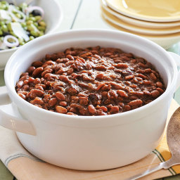 Slow-Cooker Boston Baked Beans