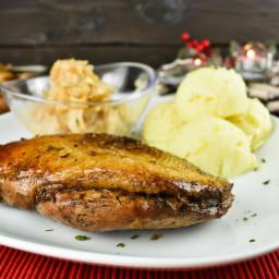 Slow Roast Duck Recipe