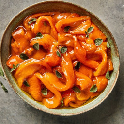 Slow-Roasted Bell Peppers