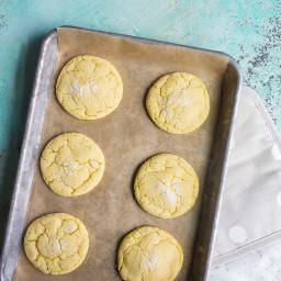 Small Batch Sugar Cookies