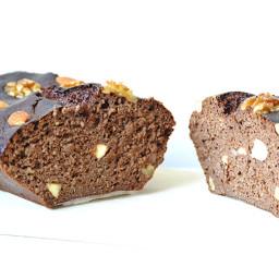 Smeuïge Gezonde Chocoladecake
