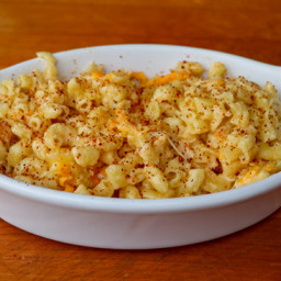 Smoked Lobster Mac & Cheese