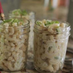 Smoked Macaroni Salad