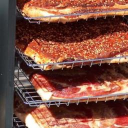 Smoked Maple Syrup Bacon Recipe