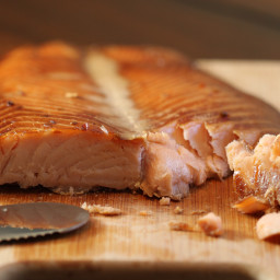 Smoked Salmon and Brine Recipe