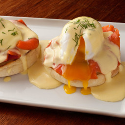eggs benedict with salmon recipes | BigOven