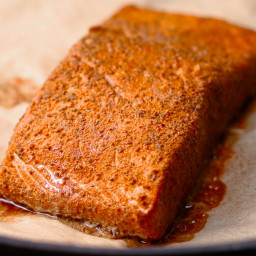 Smoked Salmon Fillet Recipe by Tasty