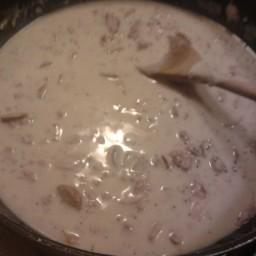 Smoked Sausage Gravy