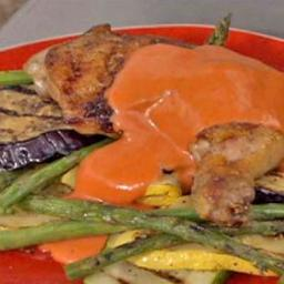 Smoked Red Pepper Sauce