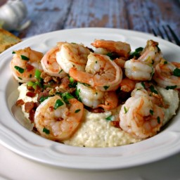 Smokey Shrimp and Grits