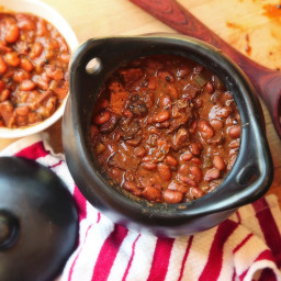 Smoky Barbecue Beans Recipe