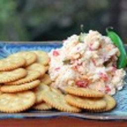 Smoky Cheese and Pepper Spread
