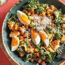 Smoky Chickpea Cobb Salad