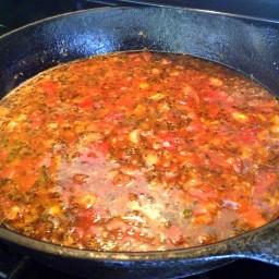 Smoky Hot Pepper Sauce (Fumoso Salsa di Peperoncino)