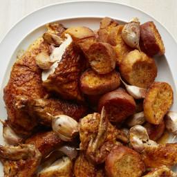 Smoky Spanish Roast Chicken
