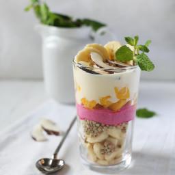Smooth Cashew-Coconut Vanilla Cream