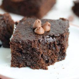 Sneaky Beet Brownies