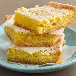 So-Easy Lemon Bars