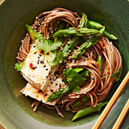 Soba-Noodle Bowl with Tofu