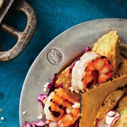 SoCal Shrimp Tacos