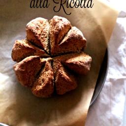 Soda Bread alla Ricotta