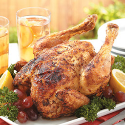 Soda-Can Chicken