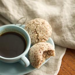 Soft Amaretto Cookies (Amaretti Morbidi)