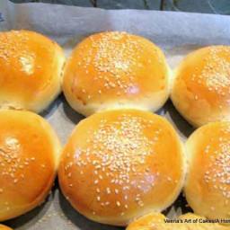 Soft Burger Buns
