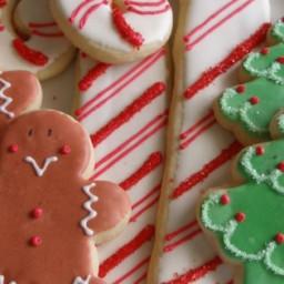 Soft Christmas Cookies Recipe
