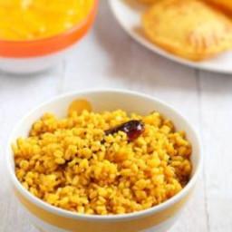 Sookhi Moong Dal Recipe