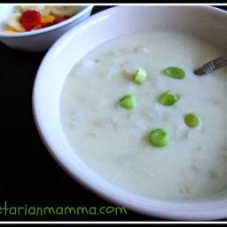 Soul Warming Potato Soup – #glutenfree #vegan