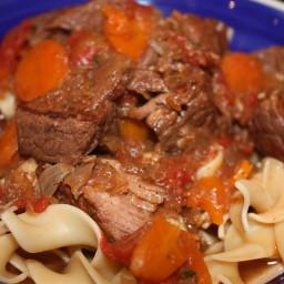 Soup: Beef Daube Provencal