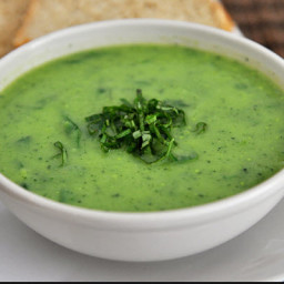 Soup - Cream of Spinach