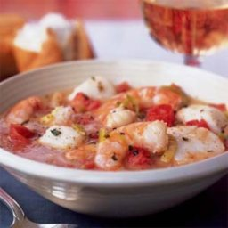 Soup: Spring Seafood Stew