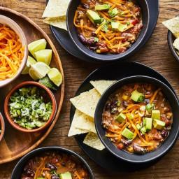 Soupe tacos