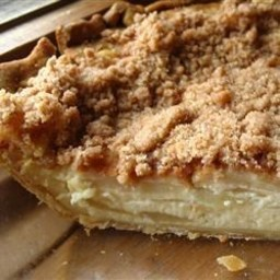 Sour Cream Apple Pie Deluxe