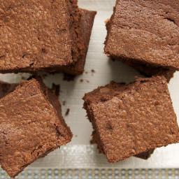 Sour Cream Brownies