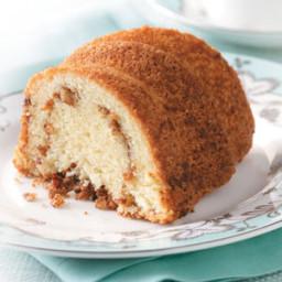 Sour Cream Bundt Coffee Cake Recipe