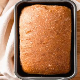 Sour dough wheat bread
