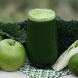 Sour Green Apple Juice