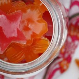 Sour Gummy Stars