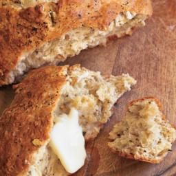 Soured Cream Soda Bread