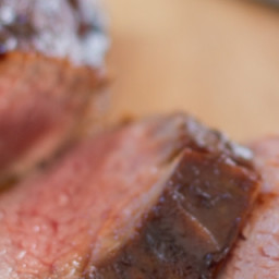 Sous Vide Barbecue Beef Tri-tip