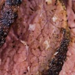 Sous Vide Dry Rubbed Tri-Tip Steak