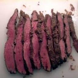 Sous Vide Flat Iron Steaks