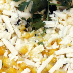 Sous Vide Mexican-Style Creamed Corn