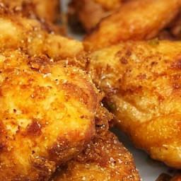Sous Vide Momofuku Style Fried Chicken